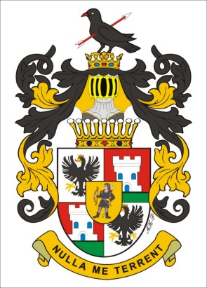 Coat of arms of Family Ballestrem