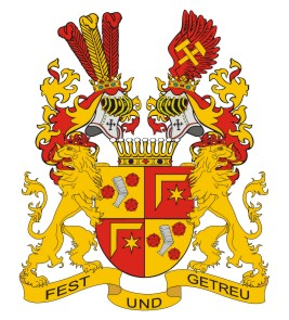 Coat of arms Tiele-Winckler