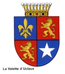 Coat of arms La Valette d'Uclaux